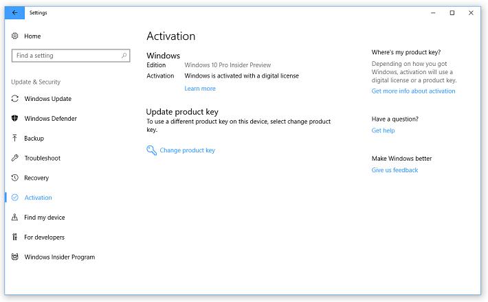Implantar recursos do windows 10 enterprise microsoft docs windows 10 pro activated ccuart Choice Image