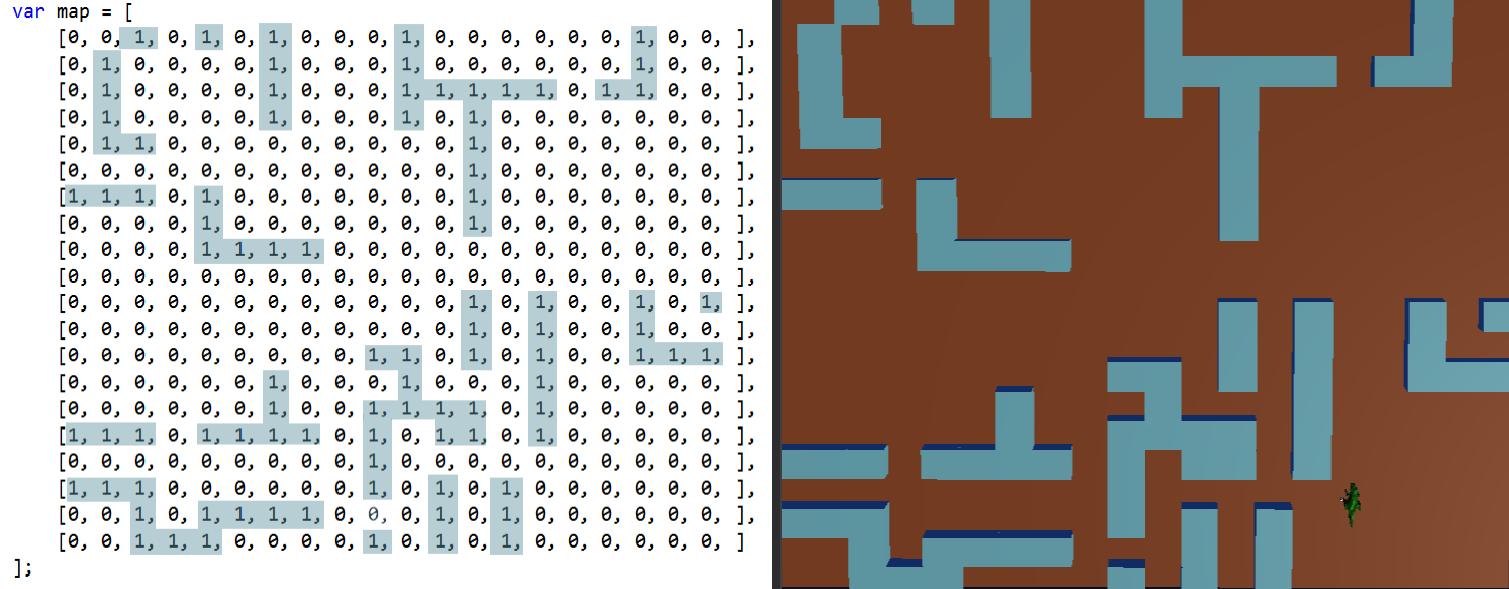 Tutorial de Introdução – um jogo 3D UWP em JavaScript - Windows UWP