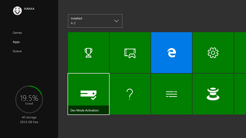 how to download apps on xbox one