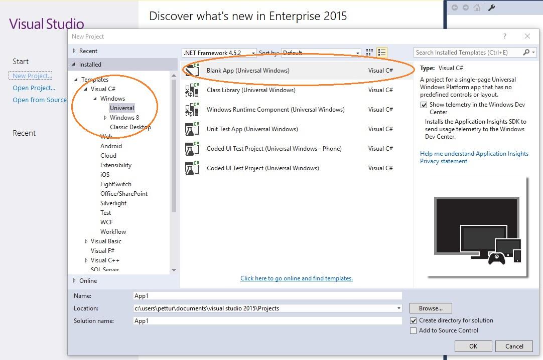 Configurar Seu Ambiente De Desenvolvimento Da Uwp No Xbox