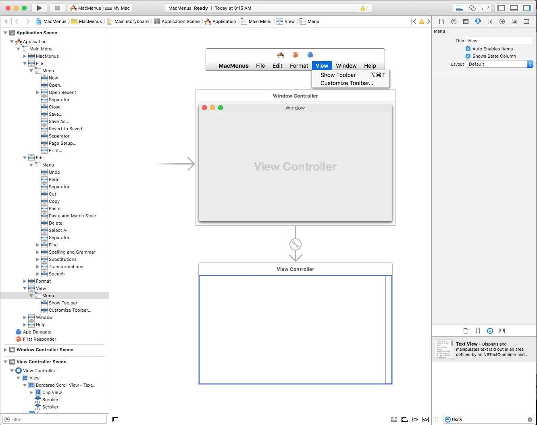 Menus no xamarin mac xamarin microsoft docs mac xamarin microsoft docs ccuart Gallery