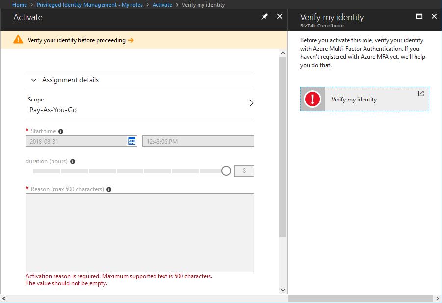 da07c4f510 Ativar as minhas funções de recursos do Azure no PIM