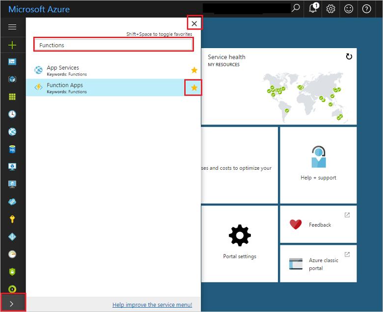 3e02eafd05 Configurar definições da aplicação de função do Azure