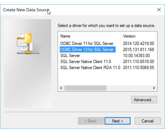 iseries access odbc driver v12.64