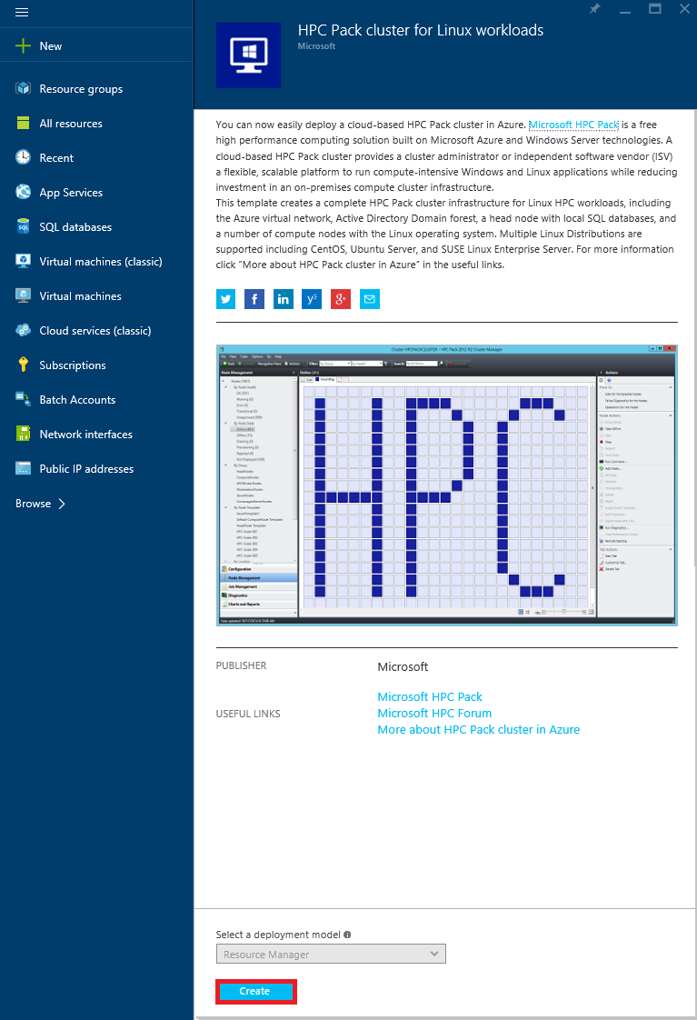 high performance computing linux cluster Virtual machines provision windows and linux deploy an hpc pack cluster with the microsoft hpc pack is a free high performance computing solution built.