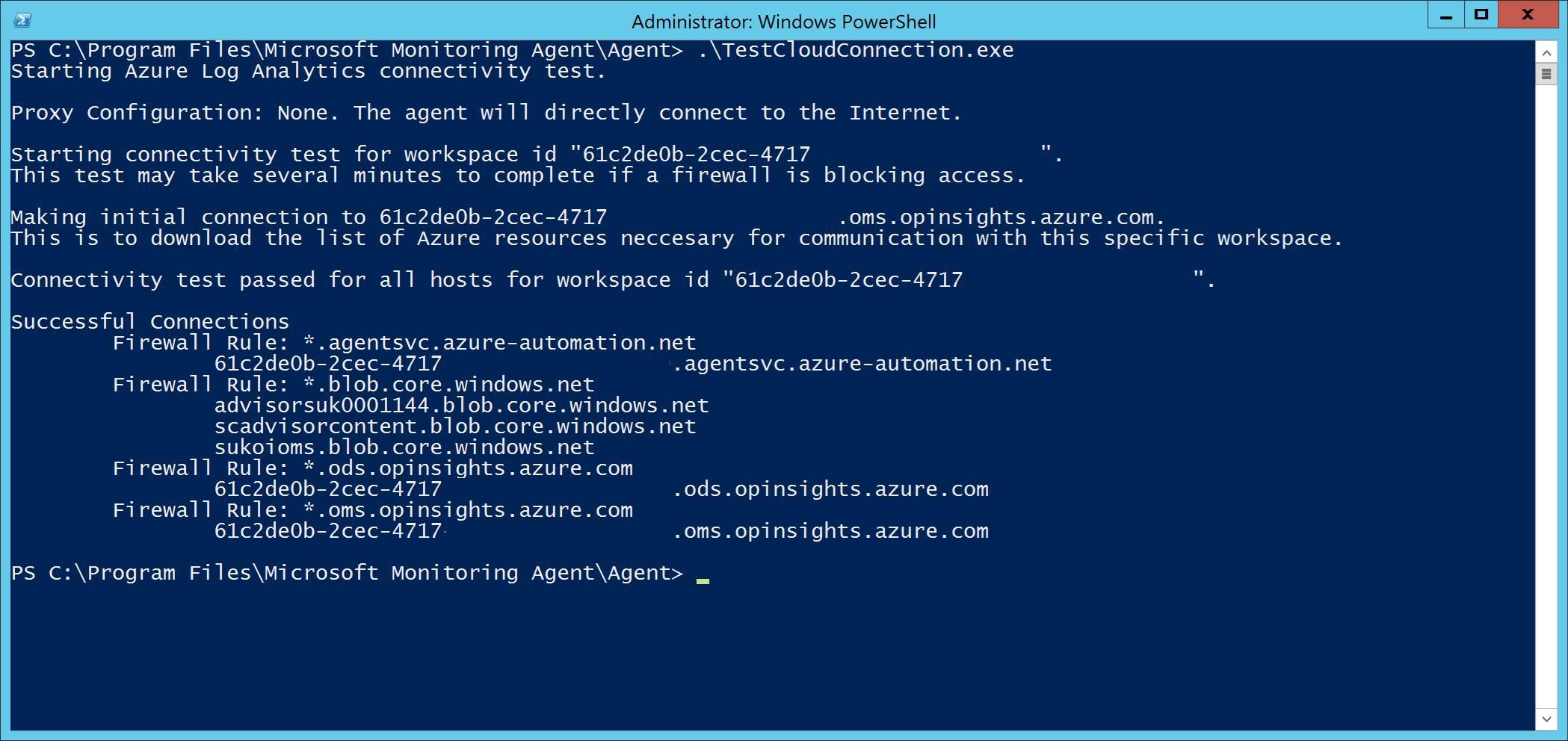 Изображение администратора в Windows PowerShell
