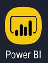 Значок Power BI