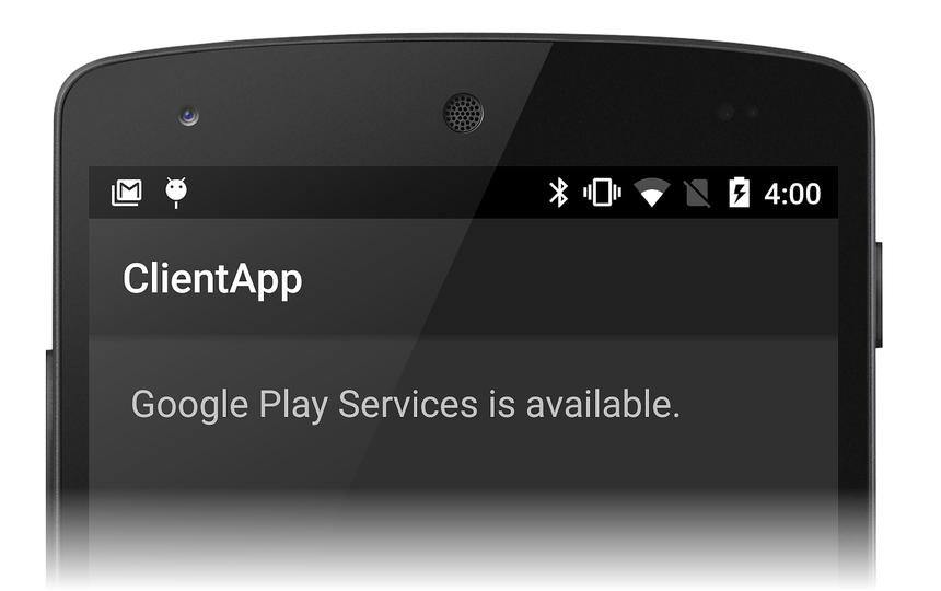 Instal google play service manual