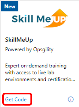 The Skill Me Up - Powered by Opsgility Benefit in Visual