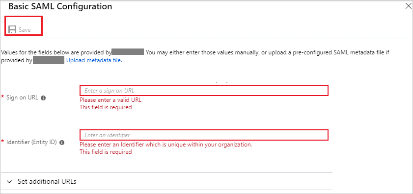 Tutorial: Azure Active Directory integration with Concur