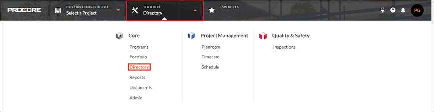 Tutorial: Azure Active Directory integration with Procore