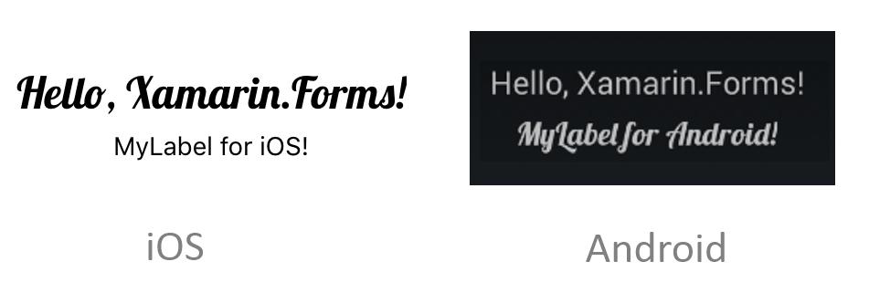 Fonts in Xamarin Forms - Xamarin | Microsoft Docs