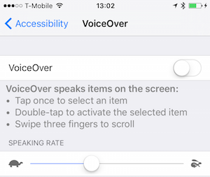 Accessibility on iOS - Xamarin   Microsoft Docs