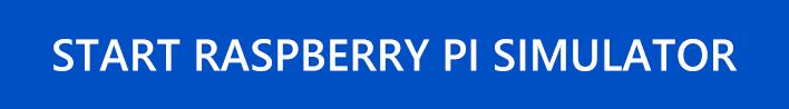 Start Raspberry Pi simulator