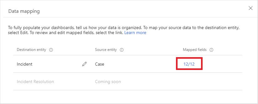 将数据映射到自定义实体和字段- Dynamics 365 AI | Microsoft Docs