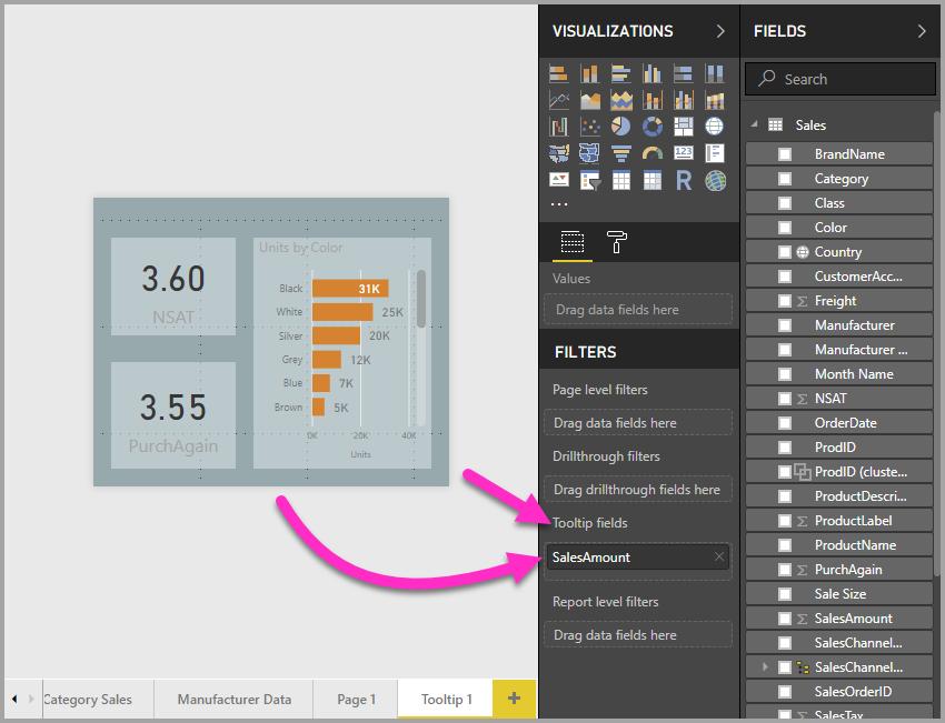 添加字段以指定工具提示的显示位置