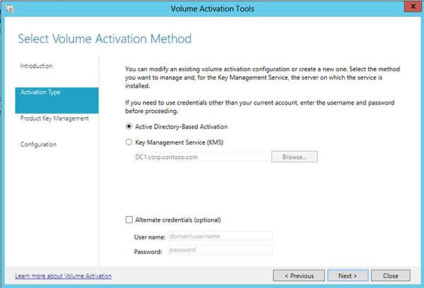 Windows 10 激活之Active Directory激活篇